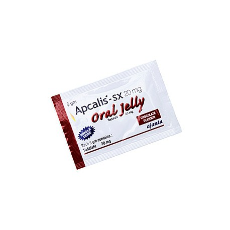 Apcalis sx Oral Jelly 20mg. Ajanta Pharma
