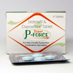 super P-Force 160mg. 2w1